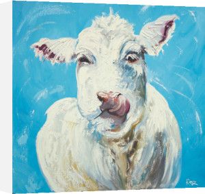 Cow #300 by Roz