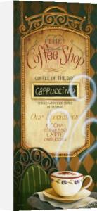 Coffee Shop menu by Lisa Audit