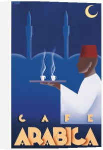 Cafe Arabica by Steve Forney