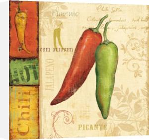 Hot & Spicy I by Daphne Brissonnet