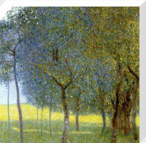 Obstbaume am Attersee, 1901 by Gustav Klimt