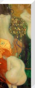 Goldfish, 1901-02 by Gustav Klimt