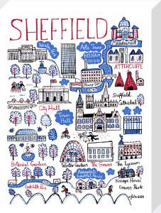 Sheffield by Julia Gash