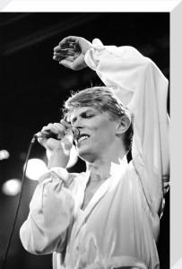 David Bowie, 1978 by Mirrorpix