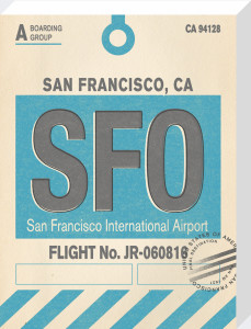Destination - San Francisco by Nick Cranston