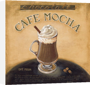 Café Mocha by Lisa Audit