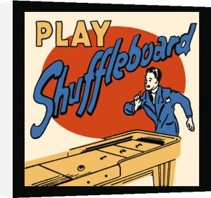 Play Shuffleboard by Retro Series