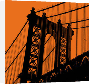 Orange Manhattan by Erin Clark