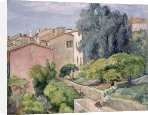 Village en Ete, c.1923 by Henri Lebasque