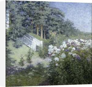 A Summer Garden by A Gronvold