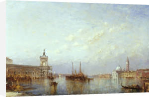 Glory of Venice by Felix Francois Georges Philibert Ziem