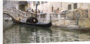 Venice, 1884 by Alexander Mann