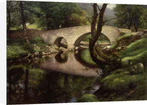 By the Riverside by Joseph Farquharson