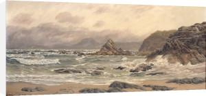 Aberporth looking West, 1891 by John Brett