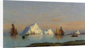 Fishermen off the Coast of Labrador by William Bradford