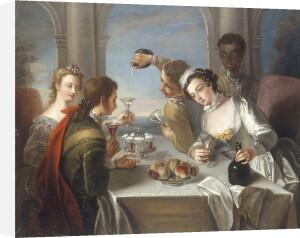 Taste (5) by Philippe Mercier