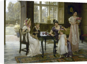 The Time of Roses by Charles Haigh-Wood