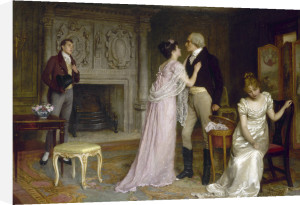 Love Will Triumph by Charles Haigh-Wood