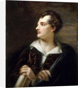 George Gordon, 6th Baron Byron (1788-1824) by Richard Westall
