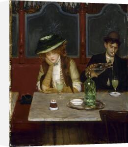 Absinthe Drinkers, 1908 by Jean Beraud