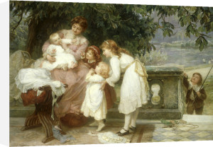 The First Tooth by Frederick Morgan