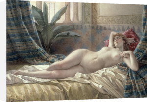 Sleeping Nude by Francecso Ballesio
