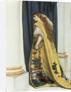Esther by Sir John Everett Millais