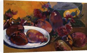 Nature Morte aux Mangos by Paul Gauguin