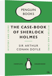 The Case-Book of Sherlock Holmes by Anonymous