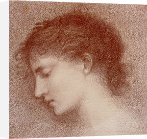 Study for The Wine of Circe by Sir Edward Burne-Jones