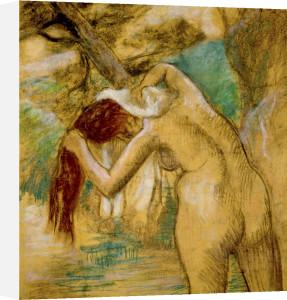 Baigneuse au Bord de l'Eau, c.1903 by Edgar Degas