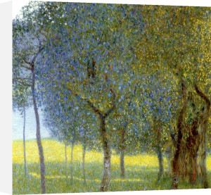 Obstbaume am Attersee, 1901 by Gustav Klimt