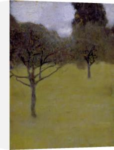 Obstgarten, c.1898 by Gustav Klimt