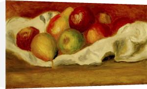 Pommes et Poires, 1889 by Pierre Auguste Renoir