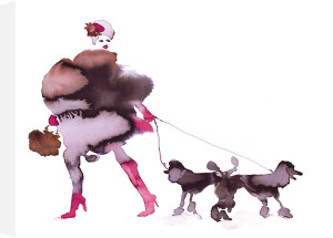 What to Wear When Walking the Dogs 10 by Bridget Davies