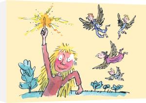 Roald Dahl - The Magic Finger by Quentin Blake