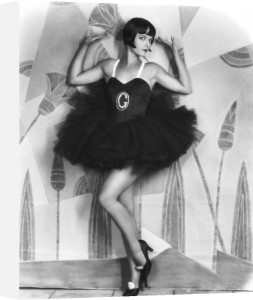 Louise Brooks, 1929 by E.R. Richee