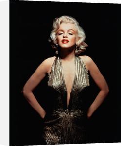 Marilyn Monroe, 1953 by Gene Kornman