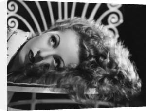 Danielle Darrieux, 1938 by Ray Jones