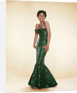 Lena Horne, 1956 by Virgil Apger