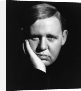 Charles Laughton, 1932 by William Walling Jr.