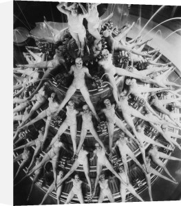 Footlight Parade, 1933 by Anonymous