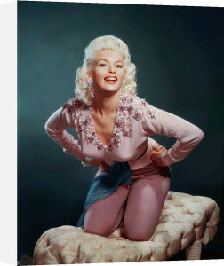 Jayne Mansfield, 1956 by Anonymous