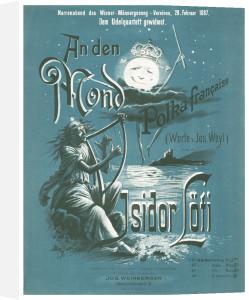 An den Mond by Anonymous