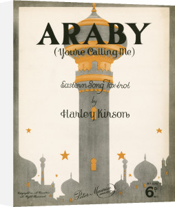 Araby - You're Calling Me by Anonymous