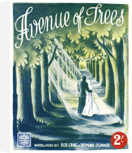 Avenue of Trees by Anonymous
