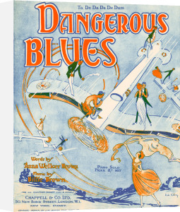 Dangerous Blues by Anonymous