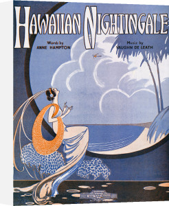 Hawaiian Nightingale by Anonymous