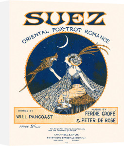 Suez by Anonymous