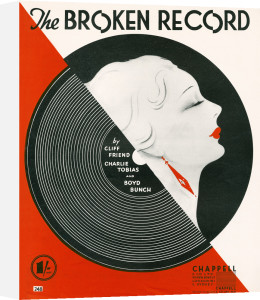 The Broken Record by Anonymous